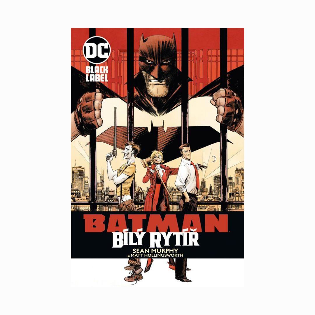 Komiks: Batman: Bílý rytíř